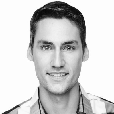 ALEX WEARN  Co-Founder of IDEX