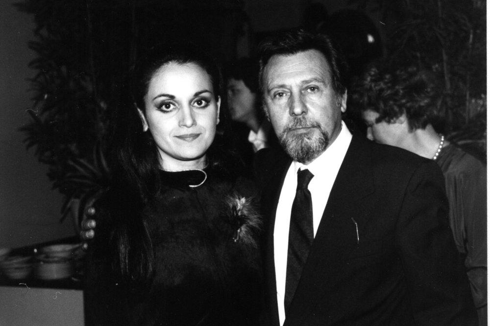 Antonio Mormone con Cecilia Gasdia