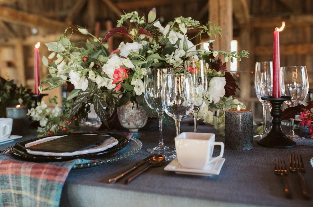 Masculine Vibes - Wedding Style Shoot