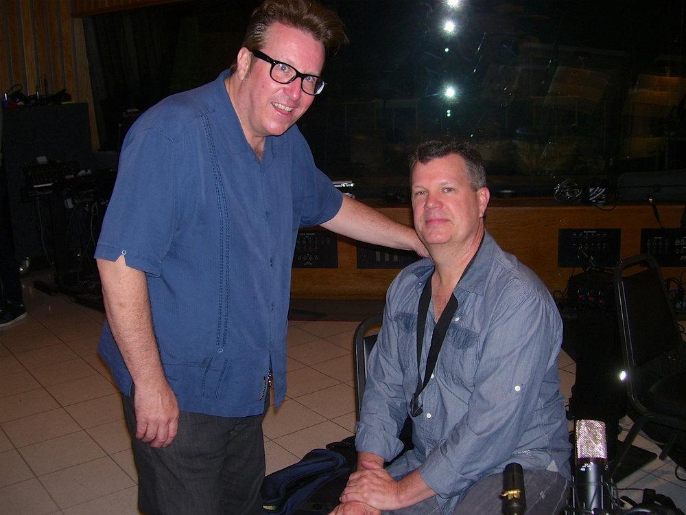 Bernie Dresel & Brian Scanlon