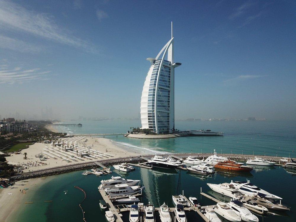 Interessert i å dra til Dubai? - Meld din interesse her