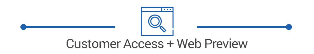 Customer Access Plus (CAP) Web Preview Banner Image