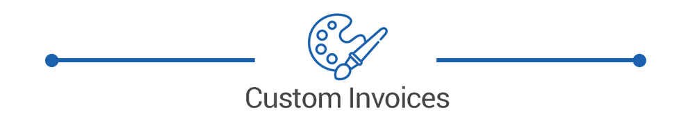 Custom Invoices Banner Image