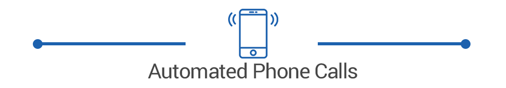 Automated Phone Calls Banner Image