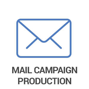 Email Campaign Production Icon