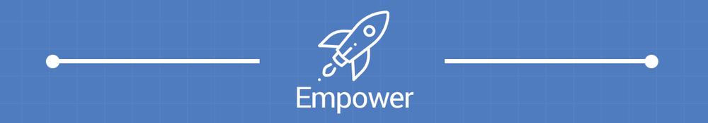 Patient Engagement Communication banner - Empower