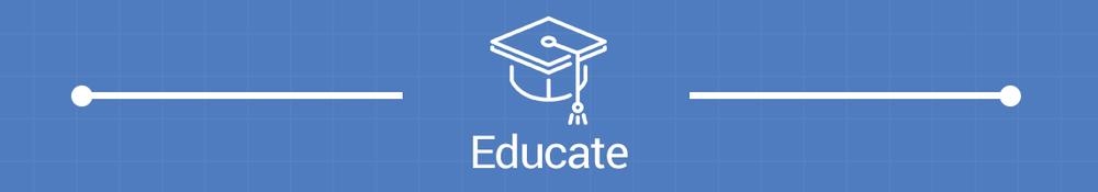 Video Content Creation Educate Banner