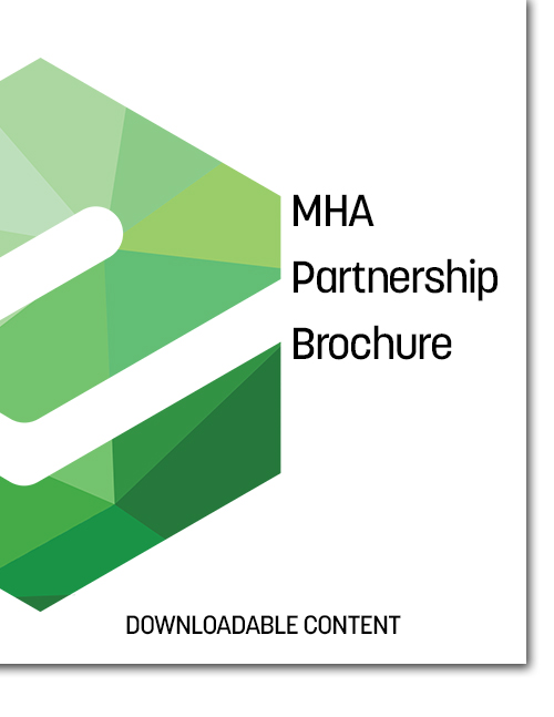 MHA Partnership Brochure Cover