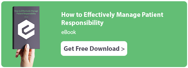 How to Effectively Manage Patient Responsibility eBook Banner
