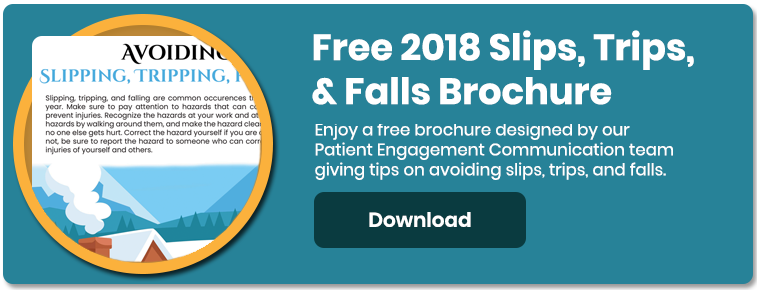 2018 Slips, Trips, and Falls Brochure
