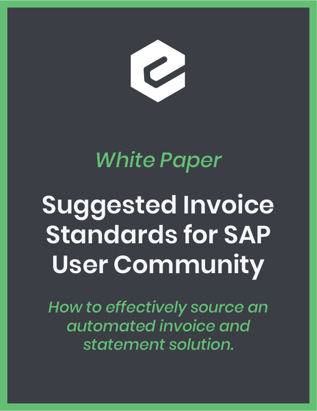 How to effectively source on automated invoice and statement solution.