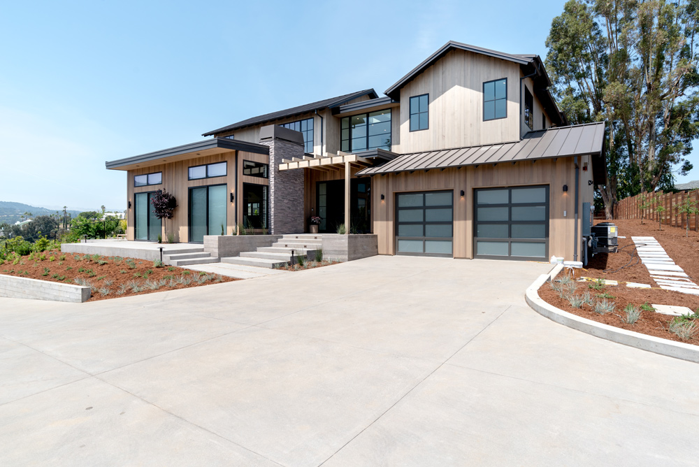 Modern Farmhouse - Los Altos Hills