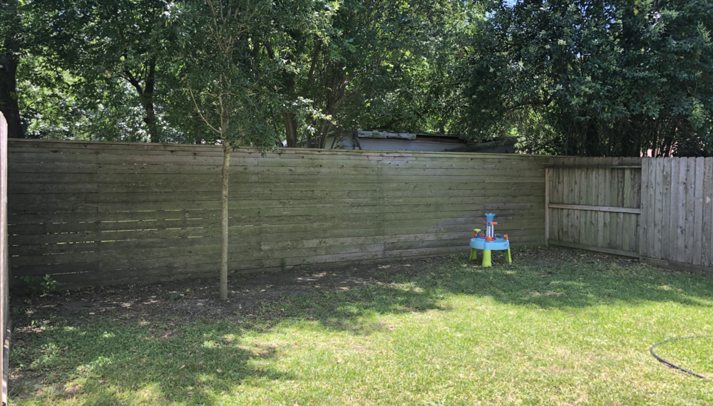 Inexpensive Backyard Makeover Under 5 000 Yardzen Online Landscape Design