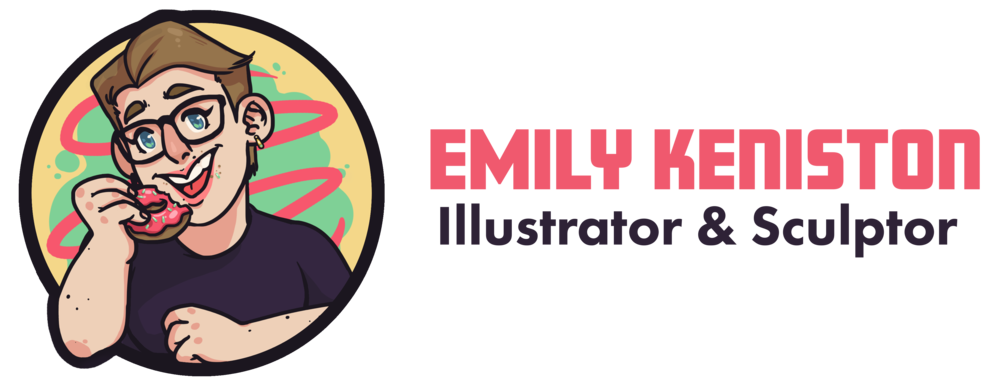Emily Keniston: Illustrator & Sculptor