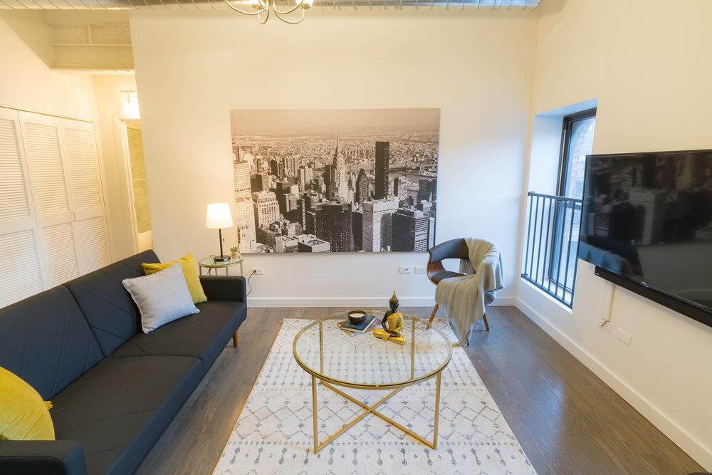 Nightscape - 1 bedroom alto suite