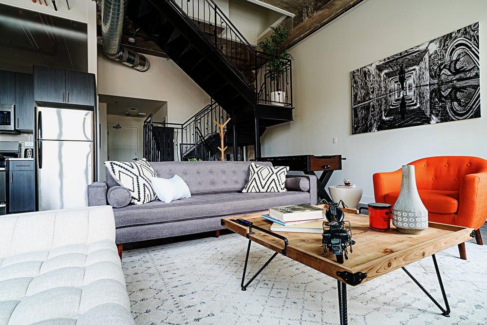 Grenier - 3 bedroom penthouse