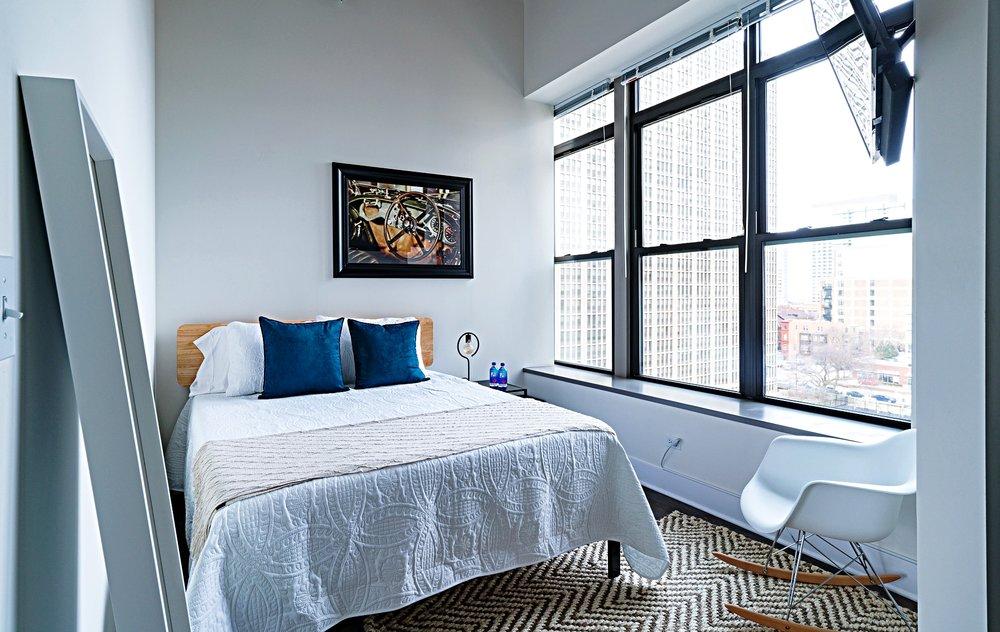 Parker - 2 bedroom master suite