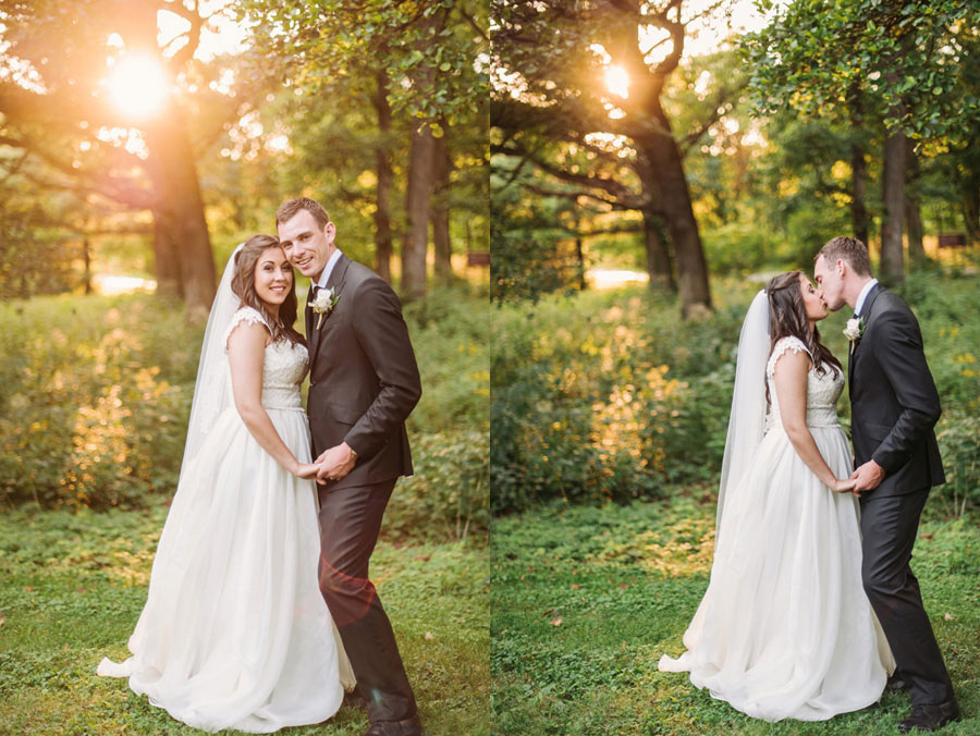 Fall Wedding at Morton Arboretum by Two Birds Photography24