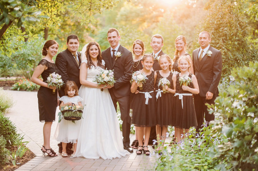 Fall Wedding at Morton Arboretum by Two Birds Photography26