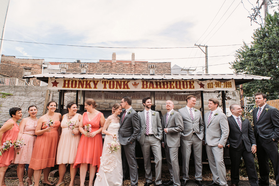 Honky Tonk BBQ Chicago Wedding by Two Birds Photography25