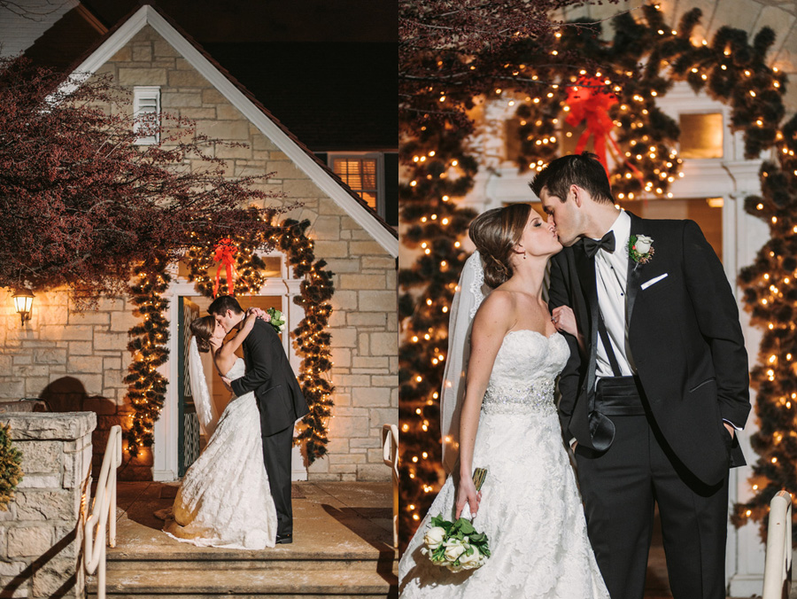 Christmas Winter Wedding by Two Birds Photography21