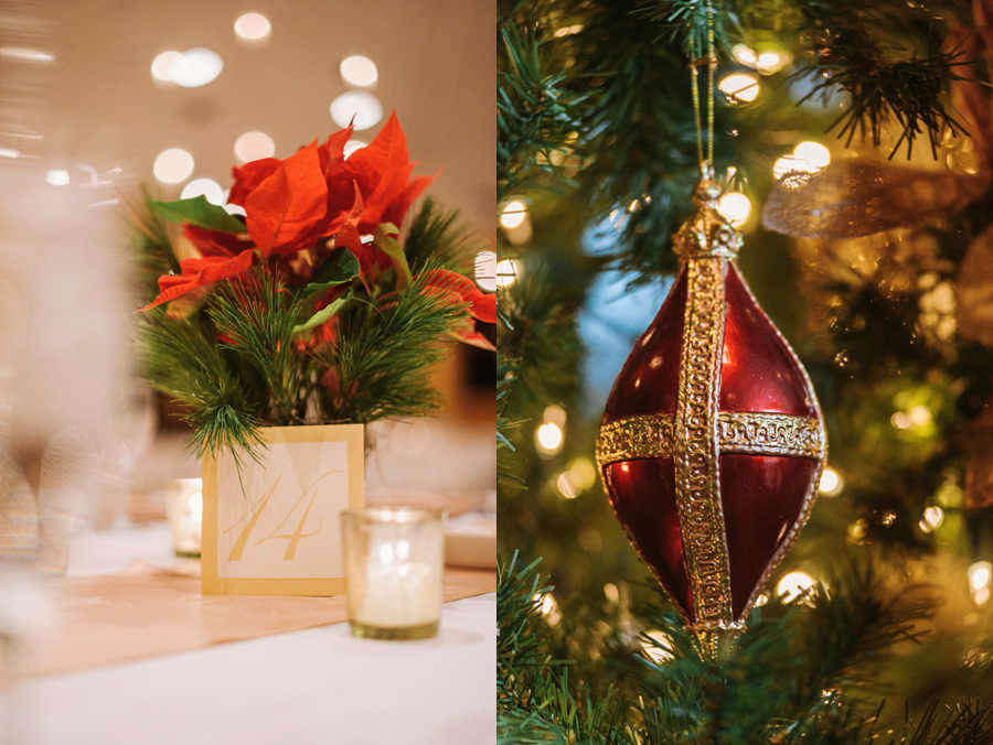 Christmas Winter Wedding by Two Birds Photography24