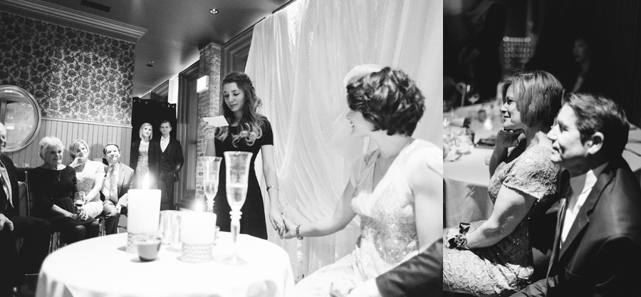 Chicago Winter Wedding by Two Birds Photography at the Boarding House33