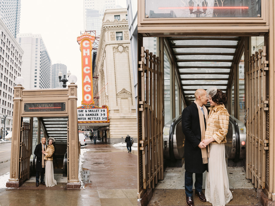 Chicago Engagement Session by Two Birds Photography014