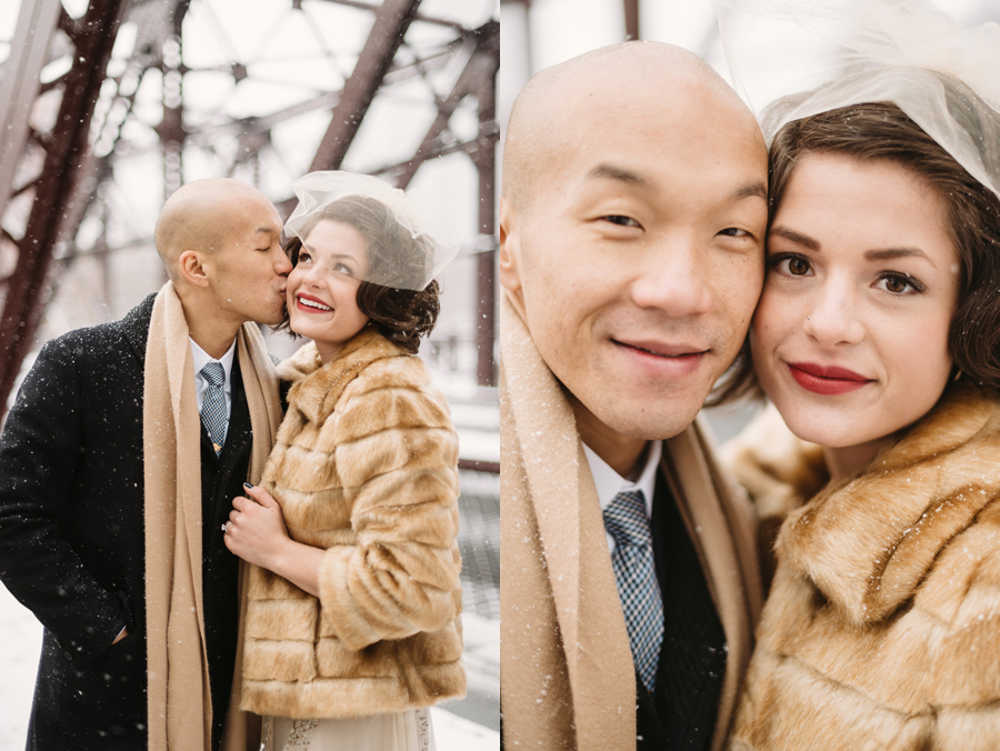 Chicago Engagement Session by Two Birds Photography019