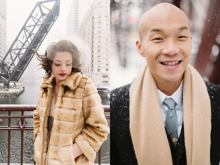 Chicago Engagement Session by Two Birds Photography021
