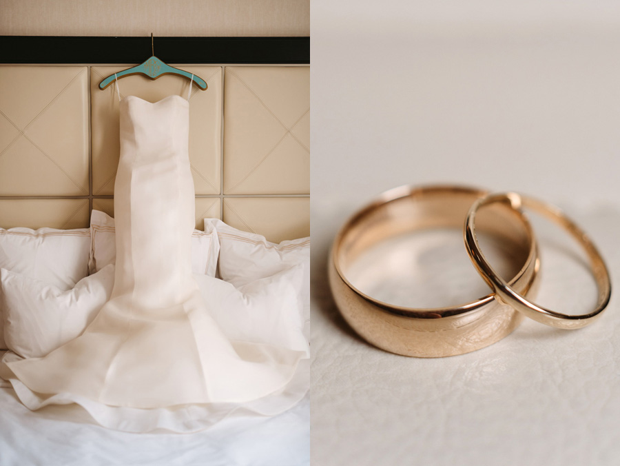 Chicago Wedding at the Rookery by Two Birds Photography 004