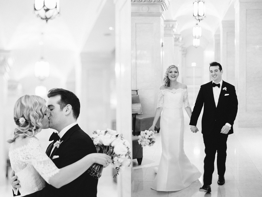 Chicago Wedding at the Rookery by Two Birds Photography 016