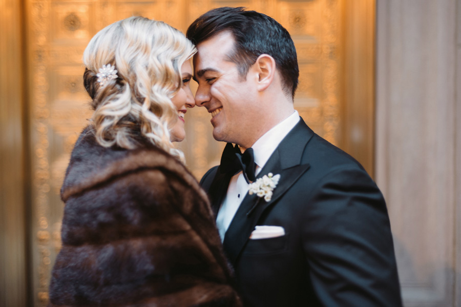 Chicago Wedding at the Rookery by Two Birds Photography 020