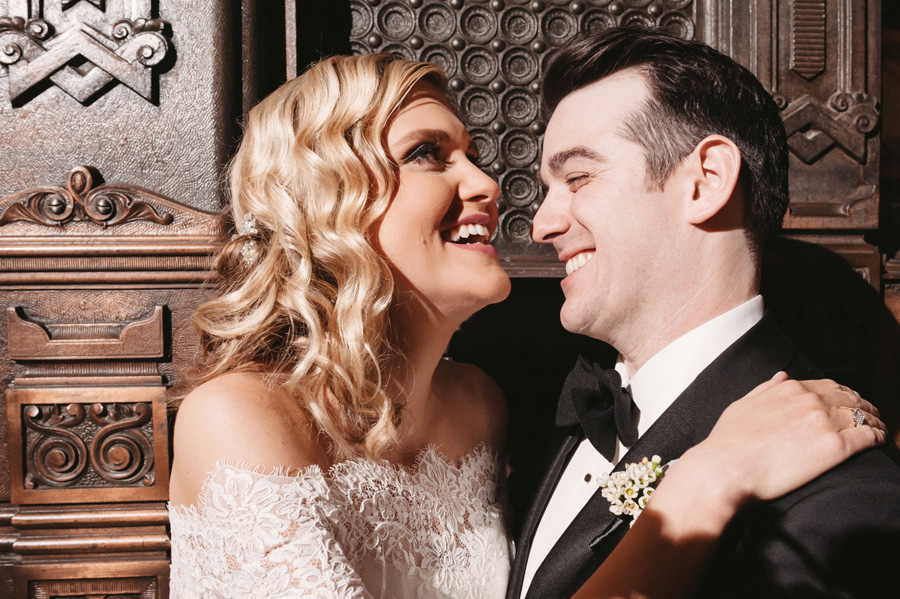 Chicago Wedding at the Rookery by Two Birds Photography 025