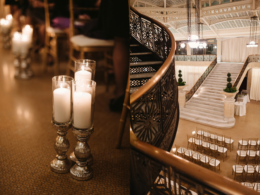 Chicago Wedding at the Rookery by Two Birds Photography 026