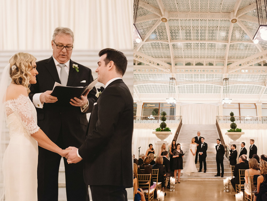 Chicago Wedding at the Rookery by Two Birds Photography 031