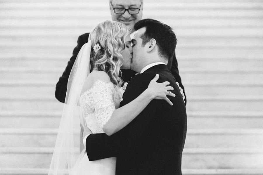 Chicago Wedding at the Rookery by Two Birds Photography 034