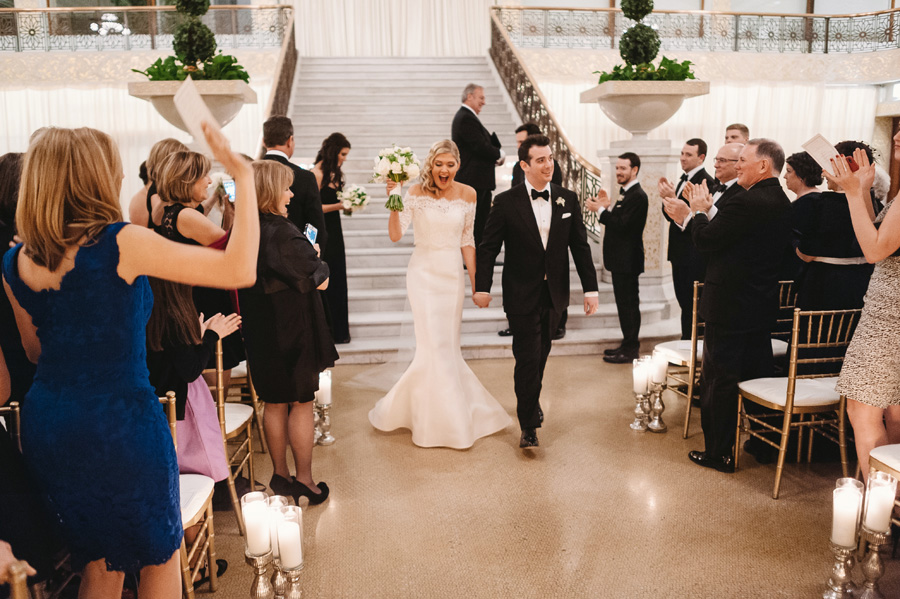 Chicago Wedding at the Rookery by Two Birds Photography 035