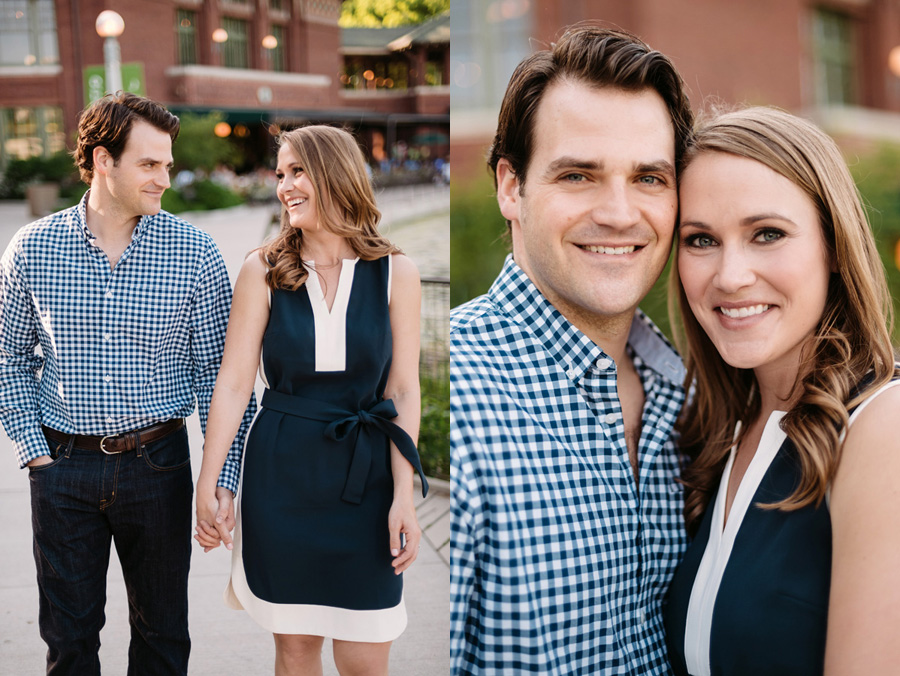 Chicago Lincoln Park Engagement Session by Two Birds Photography 03