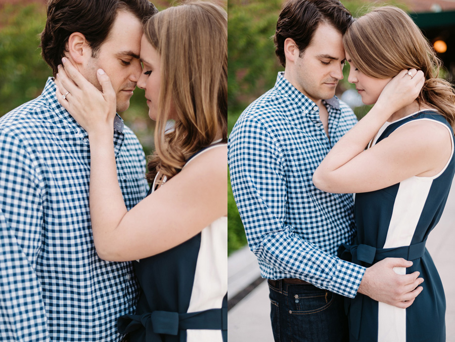 Chicago Lincoln Park Engagement Session by Two Birds Photography 04