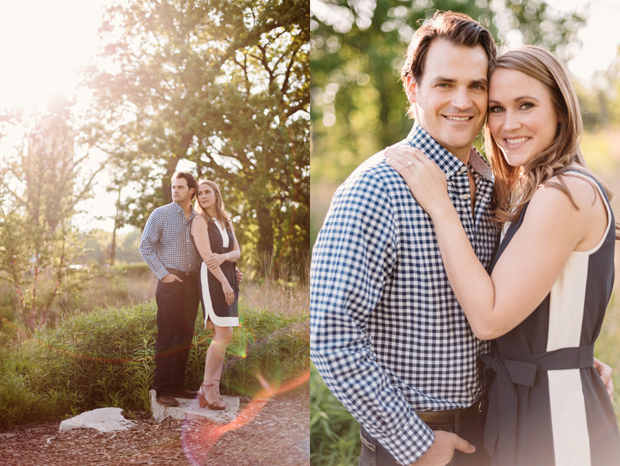 Chicago Lincoln Park Engagement Session by Two Birds Photography 08