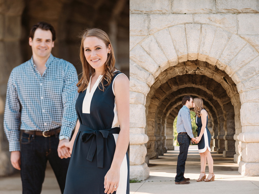 Chicago Lincoln Park Engagement Session by Two Birds Photography 10