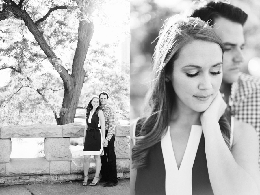Chicago Lincoln Park Engagement Session by Two Birds Photography 12