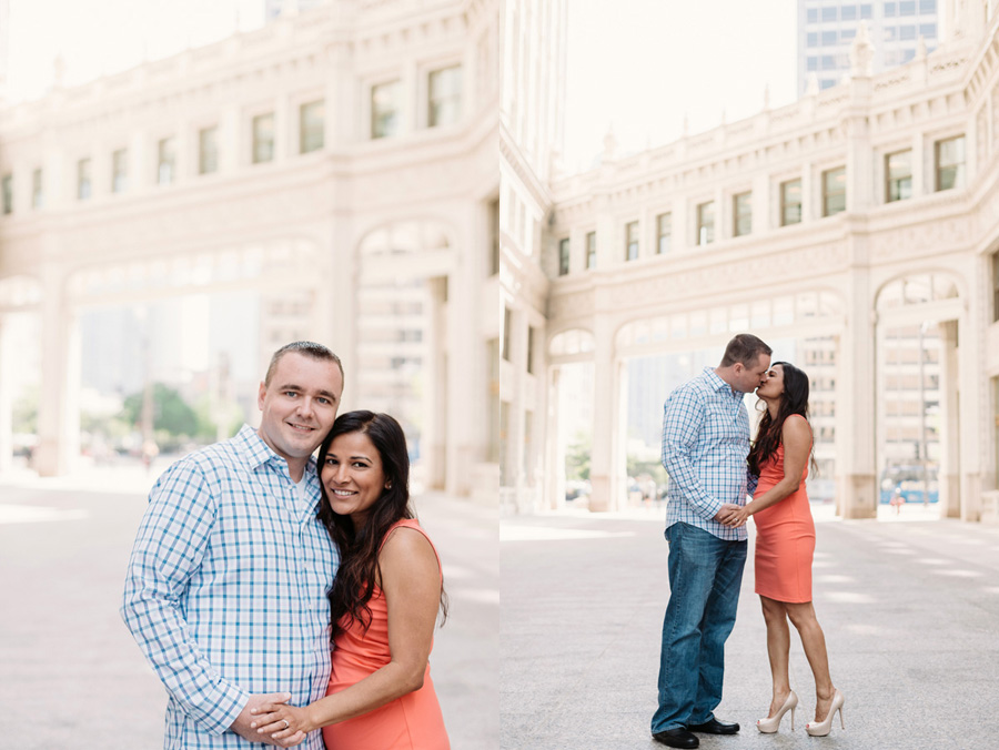 Chicago Multi Cultural Wedding Engagement by Two Birds Photography 01