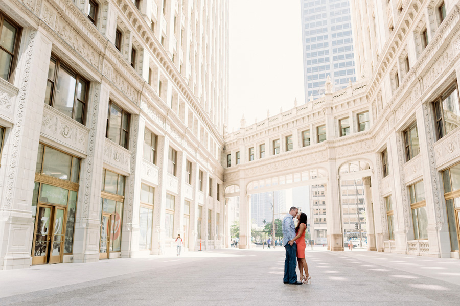 Chicago Multi Cultural Wedding Engagement by Two Birds Photography 02