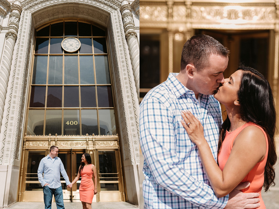 Chicago Multi Cultural Wedding Engagement by Two Birds Photography 03