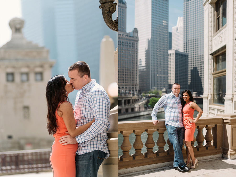 Chicago Multi Cultural Wedding Engagement by Two Birds Photography 04
