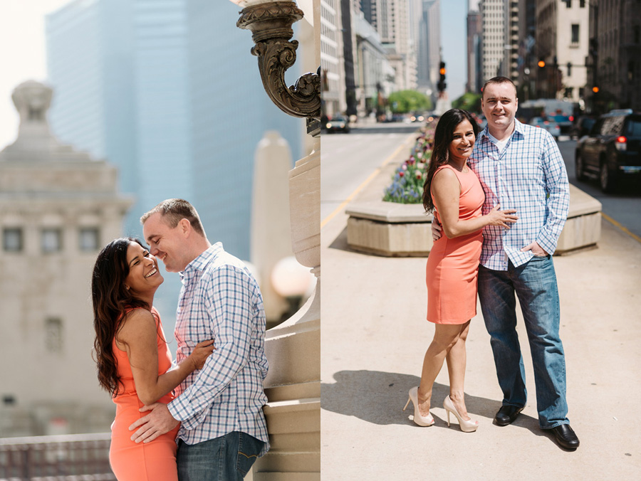 Chicago Multi Cultural Wedding Engagement by Two Birds Photography 05