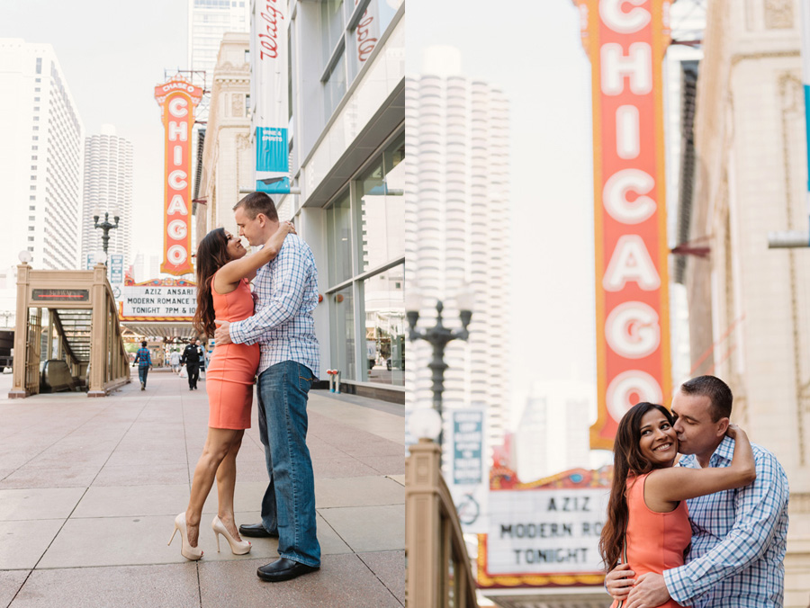 Chicago Multi Cultural Wedding Engagement by Two Birds Photography 07