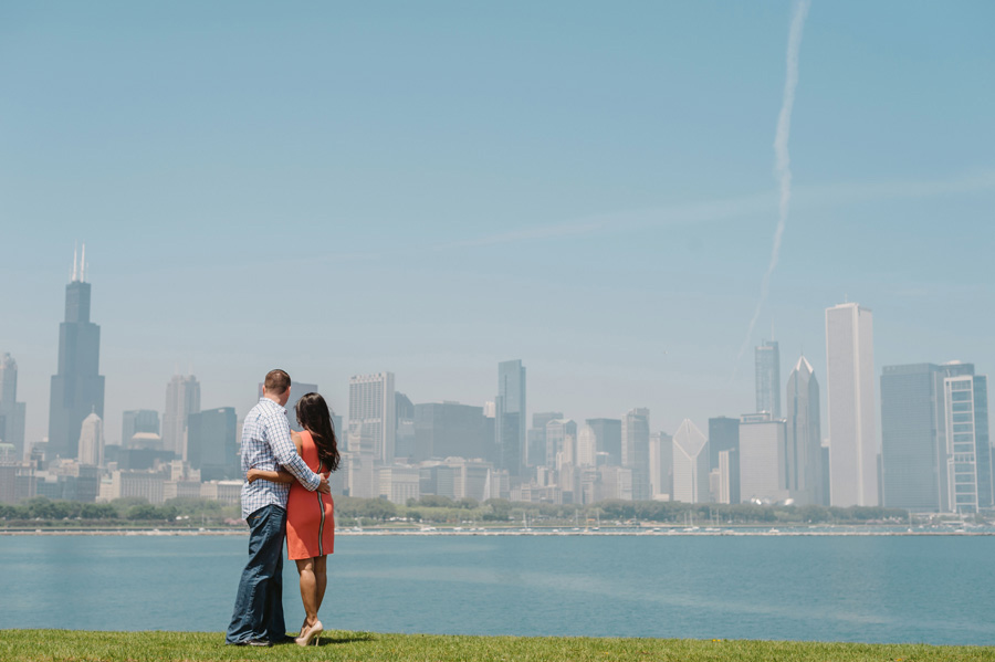Chicago Multi Cultural Wedding Engagement by Two Birds Photography 14